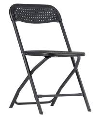 ThinkPro Extra Wide Folding Chair, Modern European Design, Black - Buy  ThinkPro Extra Wide Folding Chair, Modern European Design, Black Online At  Best ...