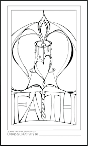 Bible Coloring Pages Books Free Red Ribbon Week Printable Sheets Medium Size