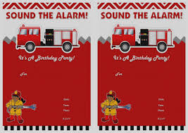 Firefighter Wedding Invitations - Veterinariancolleges