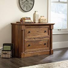 Sauder File Cabinet In Cinnamon Cherry by Sauder Home Office Furniture Furniture The Home Depot