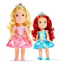 Buy 11pc Disney Princess Dolls Gift Set 11