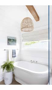 calm master bathroom a coastal design by salt