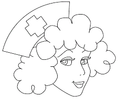 Great Nurse Coloring Pages Best Book Downloads Design For You