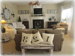 Rustic Country Living Room Decorating Ideas Sunroom Dining