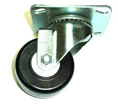 Colson Swivel Plate Caster With Had Polyolefin 3