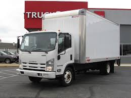 2014 ISUZU NPR-HD EFI 18 FT BOX VAN TRUCK FOR SALE #610587