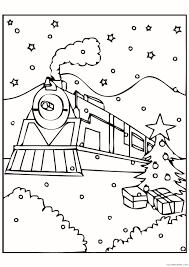 Lisa Frank Unicorn Coloring Pages Awesome Polar Express Train Coloring4free Of 30 Beautiful