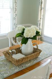 Kitchen Table Centerpiece Ideas For Everyday by The Clean Table Club