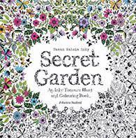 Books Kinokuniya Secret Garden Malay Ed An Inky Treasure Hunt