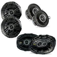 Kicker For Dodge Ram Truck 2002-2011 Speaker Bundle - CS 6x9