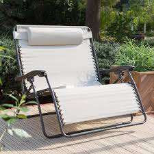 Timber Ridge Folding Lounge Chair by Furniture Outdoor Lounge Chairs Costco To Furnish Your Outdoor