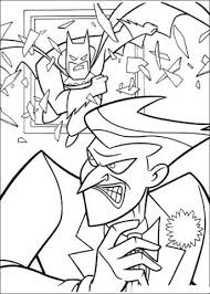 Click To See Printable Version Of Batman And Joker Coloring Page