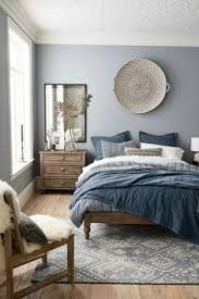 Blue Bedroom Wall by Little Homes Meet Big Style Pottery Barn U0027s Latest Home Decor