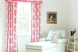 Pink Ruffle Curtains Uk by Pink Blackout Curtains For Nursery Pale Pink Curtains For Nursery