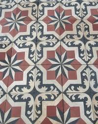 floor tile antique floors of cement tile