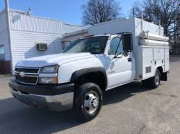 Service Trucks / Utility Trucks / Mechanic Trucks In Virginia For ...