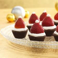 Pampered Chef Easy Accent Decorator by Kids Will Love Assembling And Eating Santa Hat Brownies Bake A