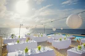 Simple Beach Wedding Table Decorations Amazing Decoration Ideas
