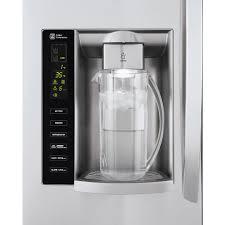 Lenova Sinks Ss La 01 by Lg Lfx25973st French Door Refrigerator With 24 7 Cu Ft Capacity