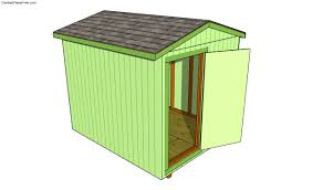 Slant Roof Shed Plans Free by Garden Shed Plans Free Free Garden Plans How To Build Garden