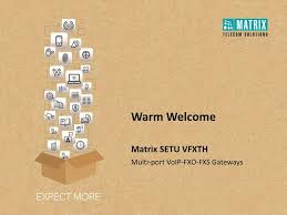 Warm Welcome Matrix SETU VFXTH Multi-port VoIP-FXO-FXS Gateways ... Fax Voip Softphone Phone Call Recording Home Over Ip Foip Analog And Digital Faxing Gfi Faxmaker Youtube Sending Receiving Faxes With 8x8 Business Voip Cisco Spa122 Ata Router Phone Adapter 2 Fxs Ciderations Hdwareoasede Online Distribution Voice Insider Everything You Need To Know About Frontier Over Adtran Configuring T38 Protocol Maker Uerstanding Adapters The Evolution Of