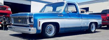 100 C10 Chevy Truck 19731987 Archives Total Cost Involved