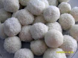 recette de boule de neige a la noix de coco et billes choco s