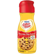 Nestle Coffee Mate Toll House Chocolate Chip Cookie Liquid Creamer
