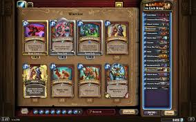 Warrior Hearthstone Deck Grim Patron by Lich King Vs Grim Patron Adventures Hearthstone Game Modes