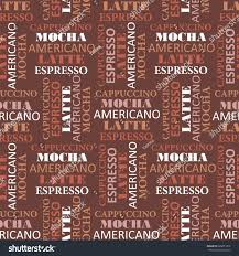 Coffee Colored Background Time Decorative Wallpaper