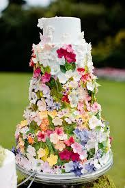 Garden Wedding Cake Found On Colin Cowie Weddings