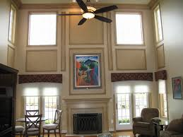 Living Room With High Ceilings Ideas Ceiling Decorations For Design Large