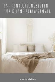 kleines schlafzimmer einrichten 20 einrichtungsideen