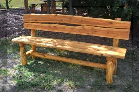 Bench London Hardwood Garden Bench Curved Outdoor Wood Bench