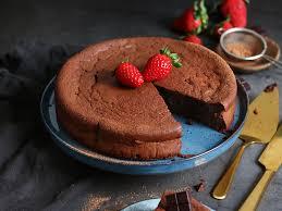 Glutenfreier Kuchen Rezept Ohne Nã Sse Schokoladenkuchen Ohne Mehl Glutenfrei Bake To The Roots