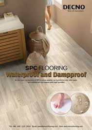 SPC Flooring Stands For Stone Plastic Composite And DECNOs Floor Is Designed To Exceed Waterproof Laminate