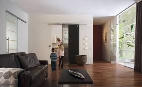 glas schiebetür nach maß fürs wohnzimmer glaserei hyna in