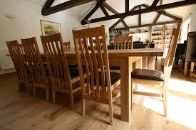 Cheap Kitchen Tables And Chairs Uk by Large Dining Table Seats 10 12 14 16 People Huge Big Tables