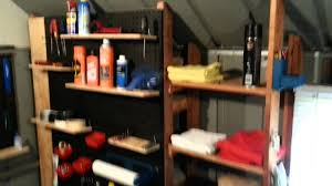 10x14 Barn Shed Plans by How To Organize Your Storage Shed And Workspace Youtube