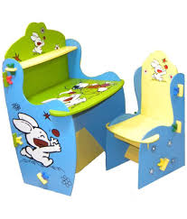 Wood O Plast Kids Knock Down Study / Play Table Chair Set ...