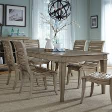 Driftwood Toned Dining Room Ideas
