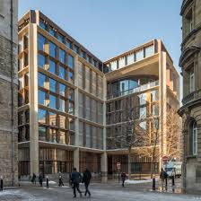100 Architects Stirling Foster Partners Bloomberg HQ Wins Prize 2018