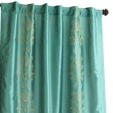Pier 1 Imports Peacock Curtains by Embroidered Scroll Curtain Pier 1 Imports For My Dream Home