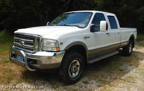 100 King Ranch Trucks For Sale 2003 D F250 Super Duty Crew Cab Pickup Truck