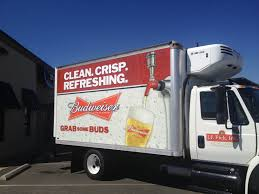 Vehicle Wrap Gallery Examples Budweiser Truck Stock Images 40 Photos Ubers Selfdriving Startup Otto Makes Its First Delivery Budweiser Truck And Trailer Pack V20 Fs15 Farming Simulator Truck New York City Usa Photo Royalty Free This Is For Semi Trucks And Ottos Success Vehicle Wrap Gallery Examples Hauls Across Colorado In Selfdriving Hauls Across With Just Delivered 500 Beers Now Brews Its Us Beer Using 100 Renewable Energy Clyddales Boarding The Ss Badger 1