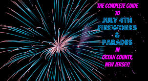 Toms River Halloween Parade History by The Complete 2017 Guide To July 4th Fireworks U0026 Parades In Ocean