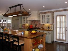 Rustic Kitchen Island Lighting Ideas by Lighting Flooring Rustic Kitchen Ideas Limestone Countertops