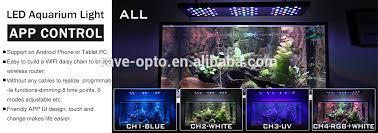 led aquarium light controller s200 36inch spectrum led marine reef lighting with optional