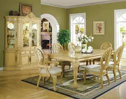 Dining Room Elegant Formal And Sets Decoration With Maple