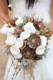 Decor Ideas Rustic Wedding Cakes Inspiration Winter